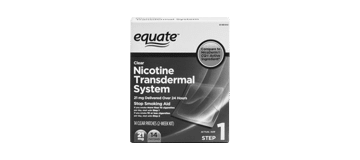 equate nicotine patches