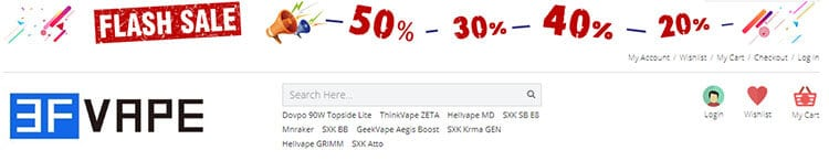 3fvape holiday flash sales