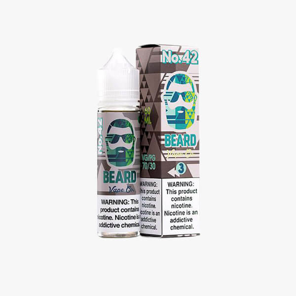 Beard Vape Co No. 42 Menthol Vape Juice
