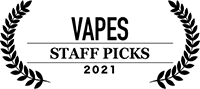 best vape staff picks 2021