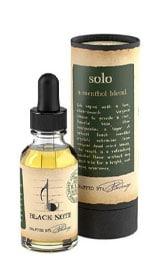 black note solo - best menthol flavor