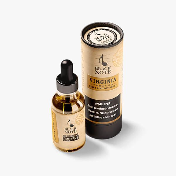 Black Note Virginia Tobacco Vape Juice