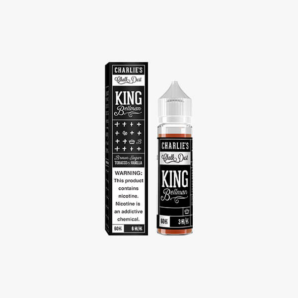 Charlies Chalk Dust King Bellman Tobacco Vape Juice