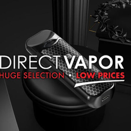 Industry Best Direct Vapor Coupon and Promo Codes