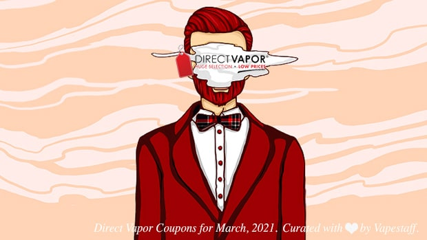 direct vapor coupons march 2021
