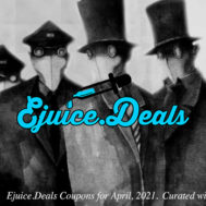 Ejuice.Deals Coupon Codes