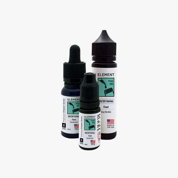 Element Frost Dripper Menthol Vape Juice