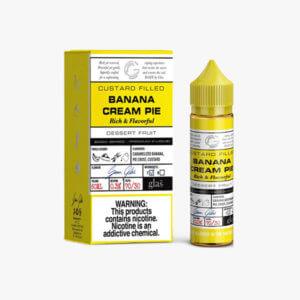 Glas Vapor Banana Cream Pie Dessert E Liquid