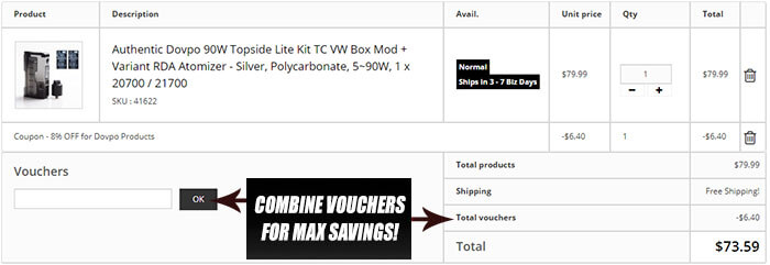 guide to using 3fvape coupons