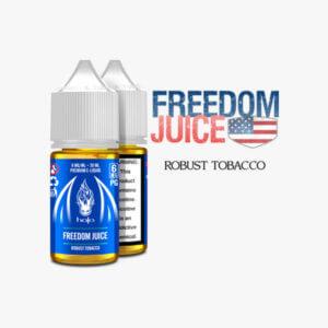 Halo Cigs Freedom Juice Tobacco E Liquid