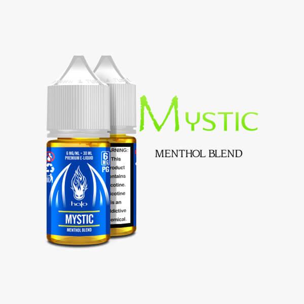 Halo Cigs Mystic Menthol Vape Juice