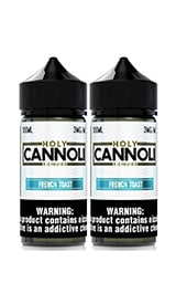 holy cannoli french toast - best overall ejuices