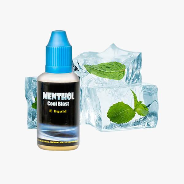 Mig Vapor Cool Blast Menthol Vape Juice