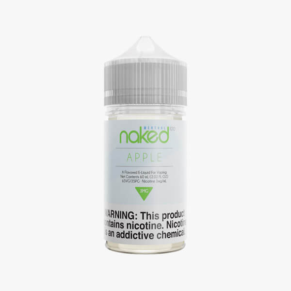 Naked 100 Apple Menthol Vape Juice