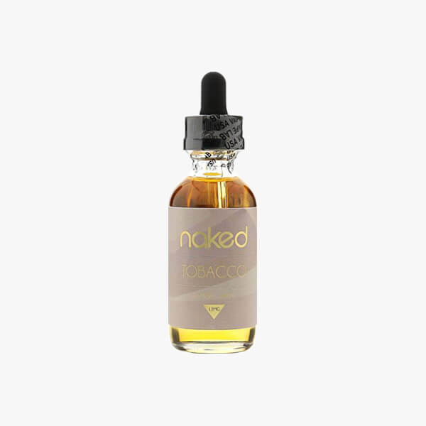 Naked 100 Euro Gold Tobacco Vape Juice