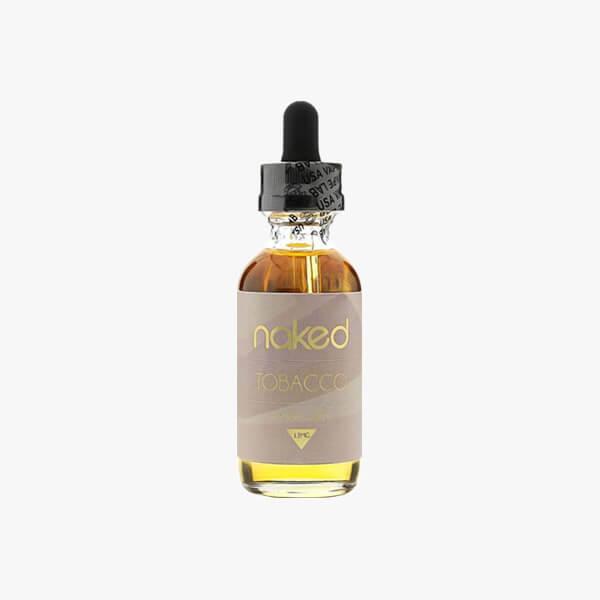 Naked 100 Euro Gold Tobacco Vape Juice