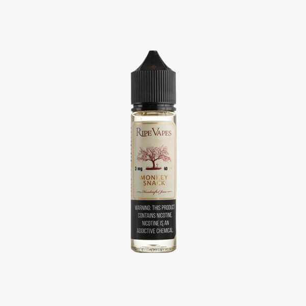 Ripe Vapes Monkey Snack Dessert Vape Juice
