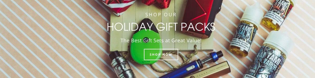 shop holiday sales at vapordna