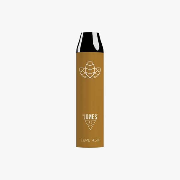 The Jones QuickFix Disposable Vape