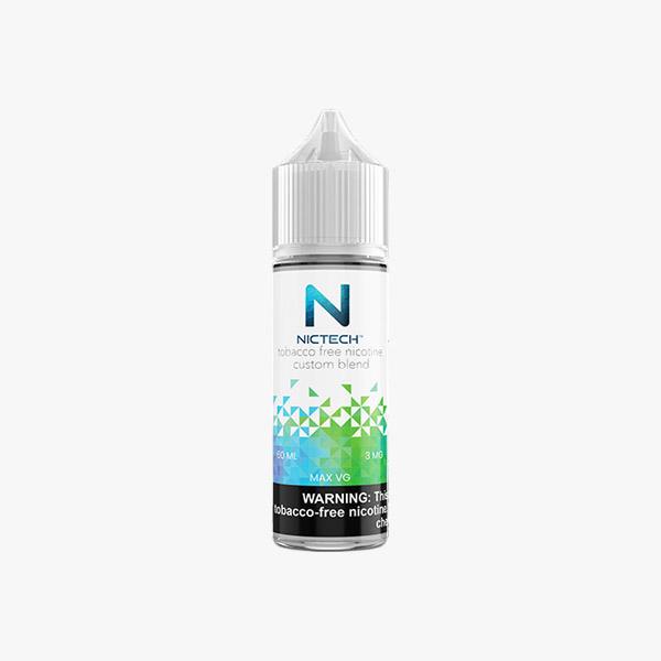 Vaporfi NicTech Freeze Menthol Vape Juice