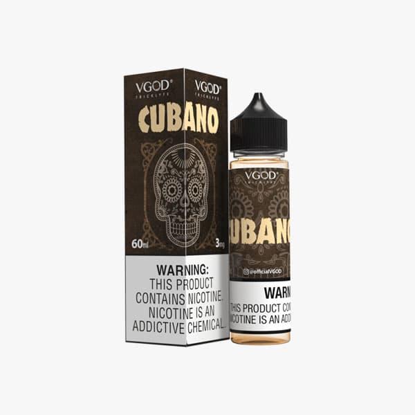 VGOD Cubano Tobacco Vape Juice