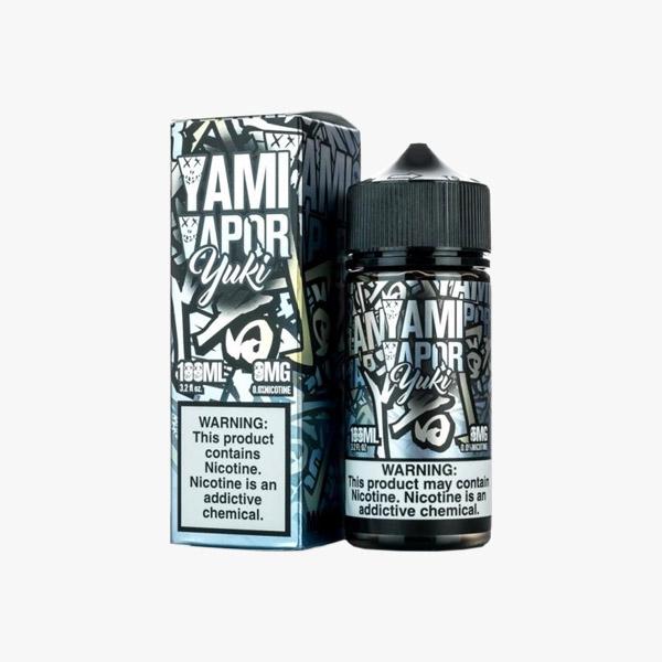 Yami Vapor Yuki Dessert Vape Juice