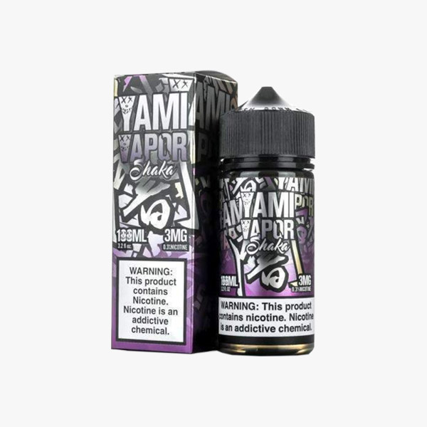 Yami Vapor Shaka Dessert Vape Juice